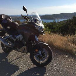 Moto rijden